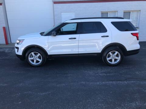 2018 Ford Explorer for sale at Ryan Motors in Frankfort IL