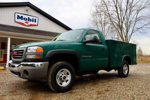 2006 GMC Sierra 2500HD for sale at Show Me Used Cars in Flint MI