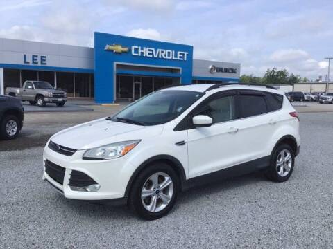 2014 Ford Escape for sale at LEE CHEVROLET PONTIAC BUICK in Washington NC