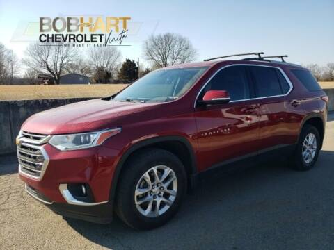 2018 Chevrolet Traverse for sale at BOB HART CHEVROLET in Vinita OK