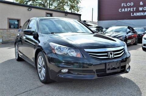 2011 Honda Accord for sale at LAKESIDE MOTORS, INC. in Sachse TX