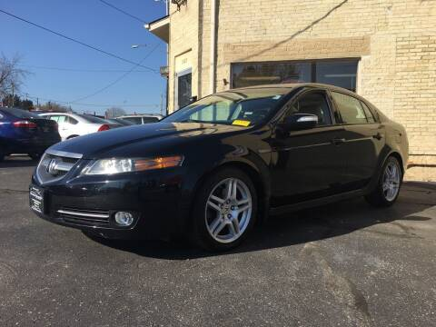 2007 Acura TL for sale at Strong Automotive in Watertown WI