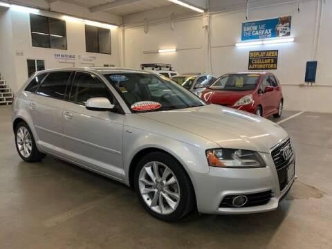 2011 Audi A3 for sale at Cuellars Automotive in Sacramento CA