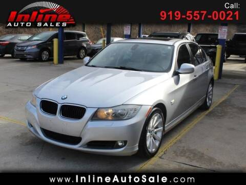 2011 BMW 3 Series for sale at Inline Auto Sales in Fuquay Varina NC