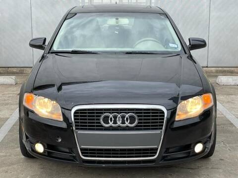2007 Audi A4 for sale at Delta Auto Alliance in Houston TX