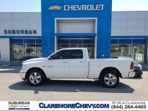 2015 RAM Ram Pickup 1500 for sale at Suburban Chevrolet in Claremore OK