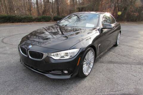 2014 BMW 4 Series for sale at AUTO FOCUS in Greensboro NC