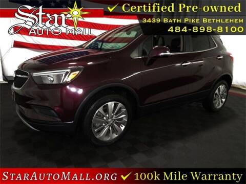 2017 Buick Encore for sale at STAR AUTO MALL 512 in Bethlehem PA