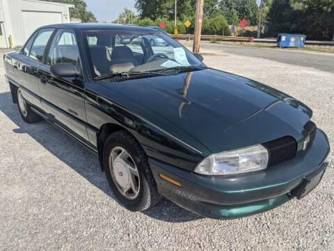 1995 Oldsmobile Achieva for sale at AUTO PROS SALES AND SERVICE in Belleville IL