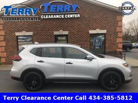 2018 Nissan Rogue for sale at Terry Clearance Center in Lynchburg VA