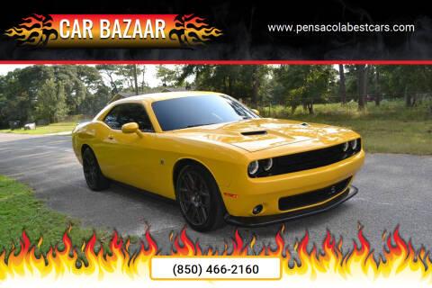 2017 Dodge Challenger for sale at Car Bazaar in Pensacola FL
