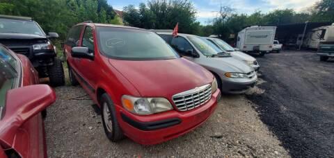 2000 Chevrolet Venture for sale at C.J. AUTO SALES llc. in San Antonio TX