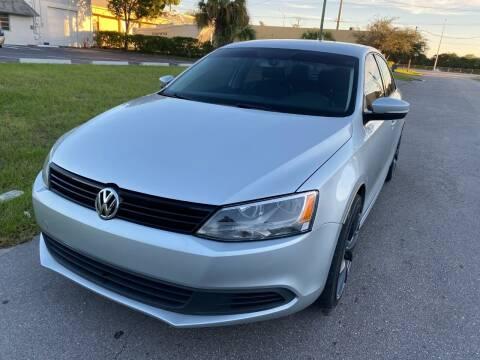 2012 Volkswagen Jetta for sale at Roadmaster Auto Sales in Pompano Beach FL