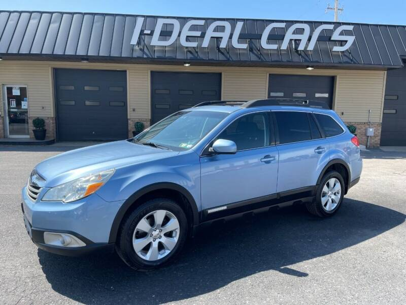 2011 Subaru Outback for sale at I-Deal Cars in Harrisburg PA