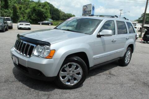 2010 Jeep Grand Cherokee for sale at Drive Now Auto Sales in Norfolk VA