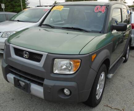 2004 Honda Element for sale at Waukeshas Best Used Cars in Waukesha WI