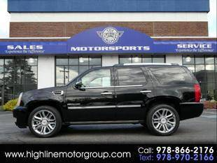 2014 Cadillac Escalade for sale at Highline Group Motorsports in Lowell MA
