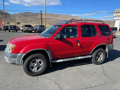 2000 Nissan Xterra for sale at Super Sport Motors LLC in Carson City NV