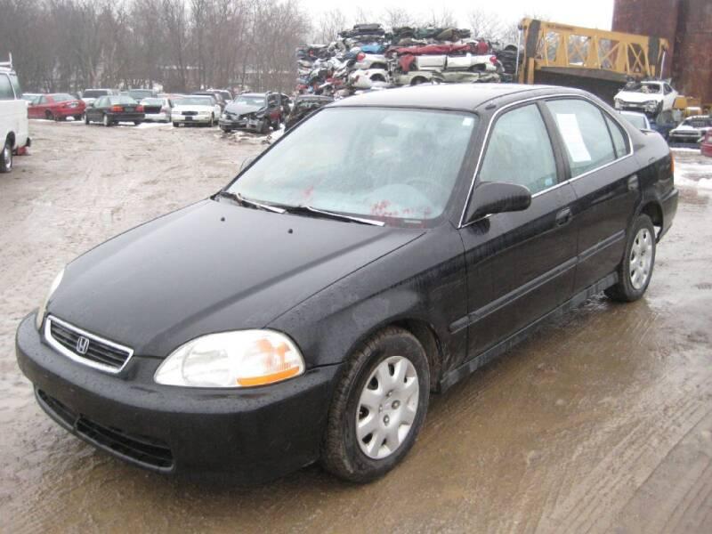 1998 Honda Civic for sale at CARZ R US 1 in Armington IL
