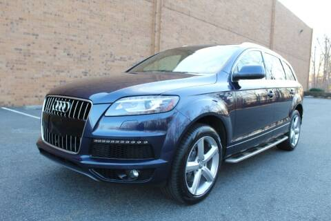 2015 Audi Q7 for sale at Vantage Auto Wholesale in Lodi NJ