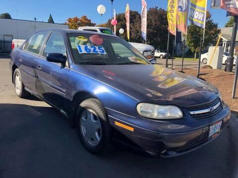 2000 Chevrolet Malibu for sale at Salem Auto Market in Salem OR