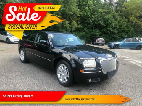 2009 Chrysler 300 for sale at Select Luxury Motors in Cumming GA