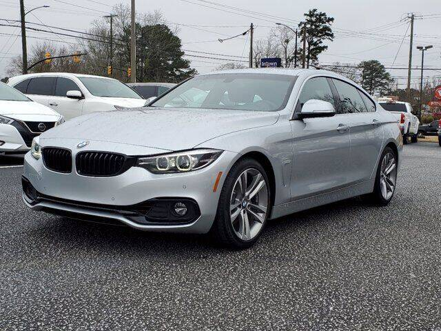 2019 BMW 4 Series for sale at Gentry & Ware Motor Co. in Opelika AL