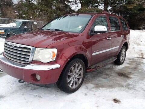2008 Chrysler Aspen for sale at Affordable 4 All Auto Sales in Elk River MN
