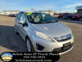 2012 Ford Fiesta for sale at BELOIT AUTO & TRUCK PLAZA INC in Beloit KS