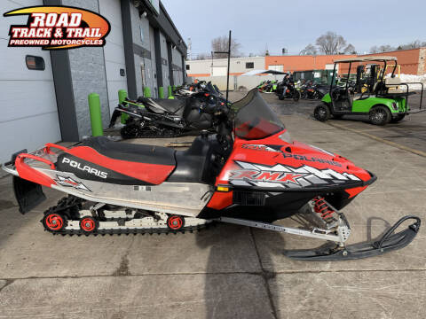 2005 Polaris Indy 550 RMK® for sale at Road Track and Trail in Big Bend WI