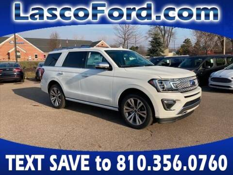 2020 Ford Expedition for sale at Lasco of Grand Blanc in Grand Blanc MI