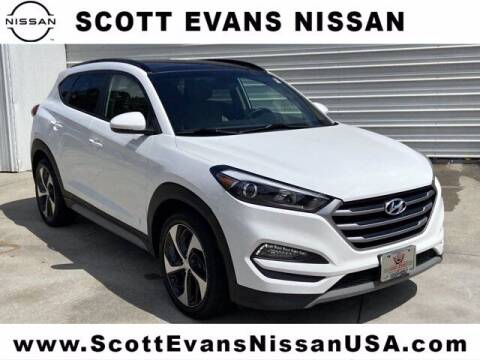 2018 Hyundai Tucson for sale at Scott Evans Nissan in Carrollton GA