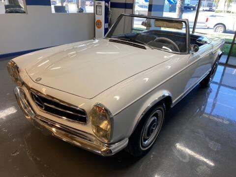 1965 Mercedes-Benz 230SL Roadster for sale at Gallery Junction in Orange CA