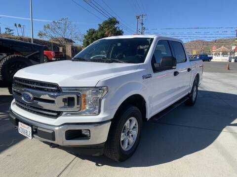 2018 Ford F-150 for sale at Los Compadres Auto Sales in Riverside CA