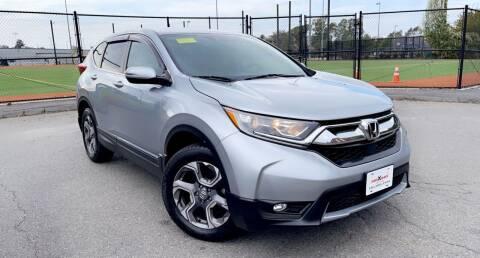 2018 Honda CR-V for sale at Maxima Auto Sales in Malden MA