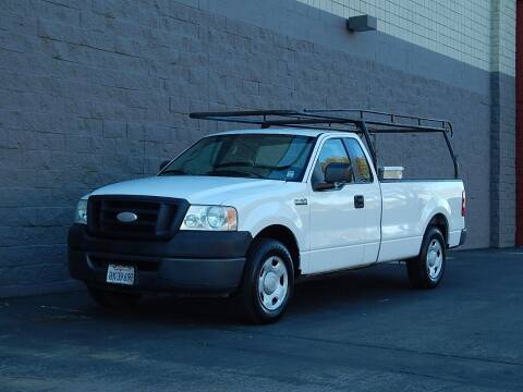 2007 Ford F-150 for sale at Gilroy Motorsports in Gilroy CA