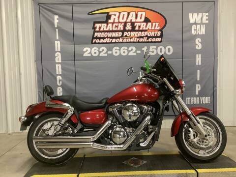 2008 Kawasaki Vulcan® 1600 Mean Streak& for sale at Road Track and Trail in Big Bend WI