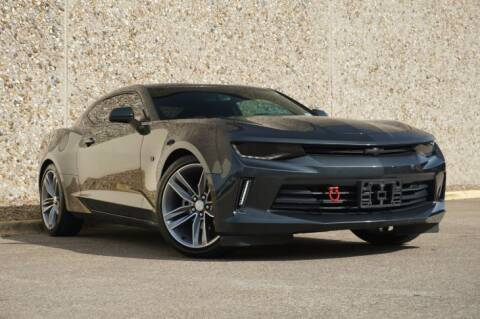 2018 Chevrolet Camaro for sale at Dallas Auto Finance in Dallas TX