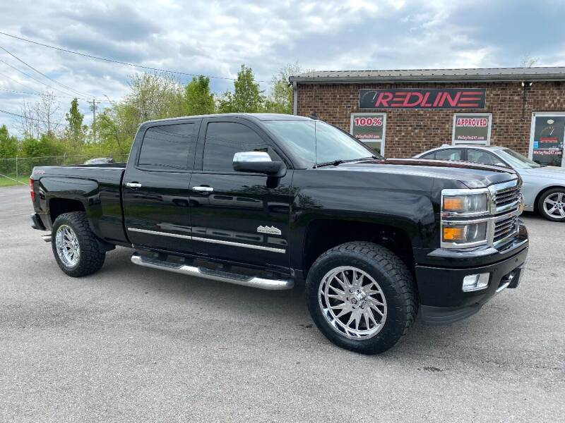 2014 Chevrolet Silverado 1500 for sale at Redline Motorplex,LLC in Gallatin TN