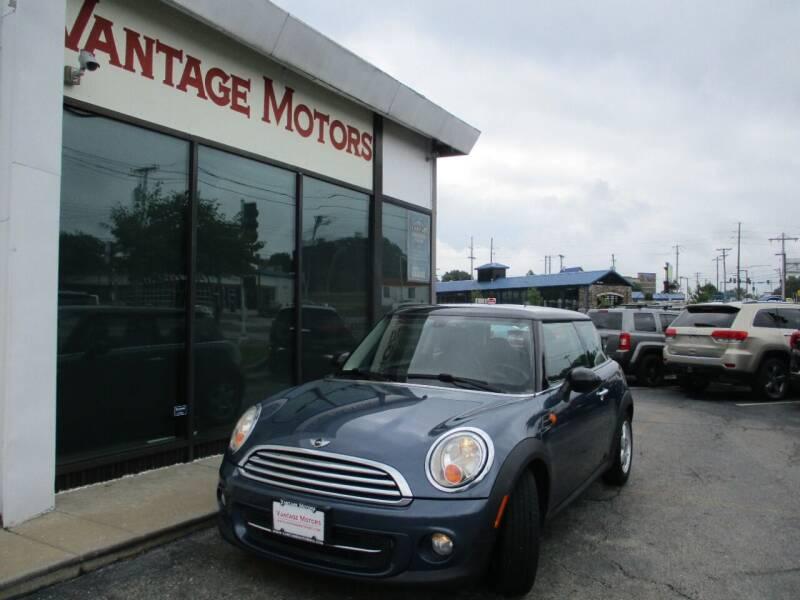 2011 MINI Cooper for sale at Vantage Motors LLC in Raytown MO
