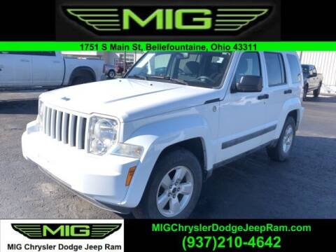 2011 Jeep Liberty for sale at MIG Chrysler Dodge Jeep Ram in Bellefontaine OH