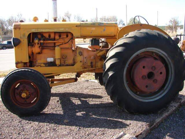 1952 Minneapolis-Moline 403A-4 for sale at Bennett's Motorsports in Hot Springs SD