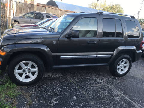 2005 Jeep Liberty for sale at STL AutoPlaza in Saint Louis MO