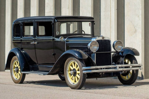 1929 Nash 420 Standard