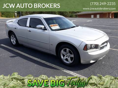 2010 Dodge Charger for sale at JCW AUTO BROKERS in Douglasville GA