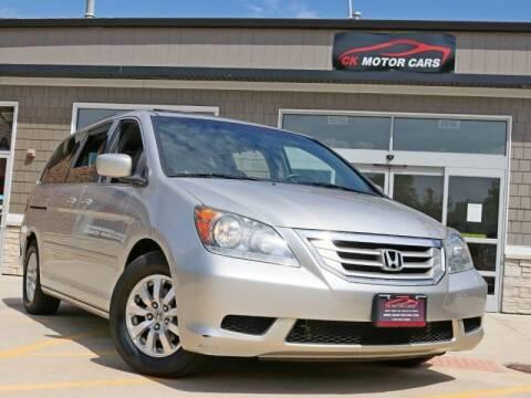 2008 Honda Odyssey for sale at CK MOTOR CARS in Elgin IL