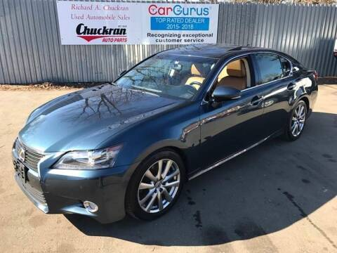 2014 Lexus GS 350 for sale at Chuckran Auto Parts Inc in Bridgewater MA