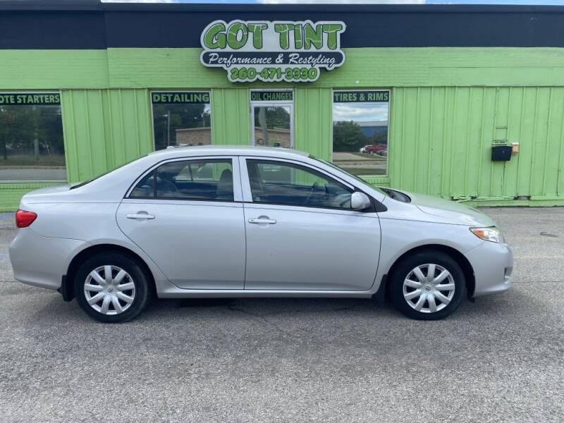 2009 Toyota Corolla for sale at GOT TINT AUTOMOTIVE SUPERSTORE in Fort Wayne IN