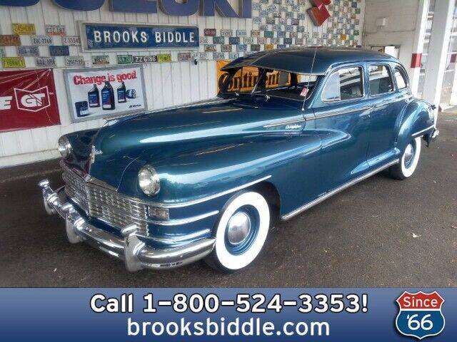 1947 Chrysler New Yorker for sale in Bothell, WA