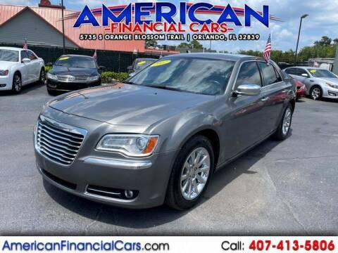 2012 Chrysler 300 for sale at American Financial Cars in Orlando FL
